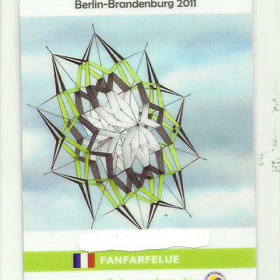 Festival International du cerf-volant à Berlin.