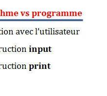 Python, votre Coach pour la programmation orientée objet (8/350): Premiers scripts