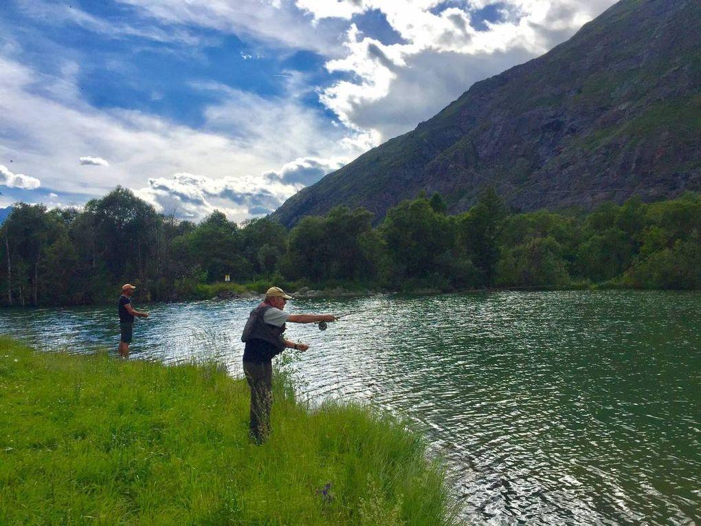 Pour l'été 2019, rendez-vous à l'Espace Ludi'lacs de Bessans !