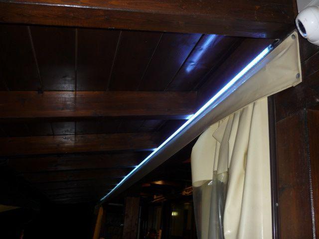 Illuminazione led bagni Moyto