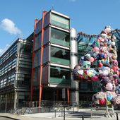 Richard Rogers - Channel 4 Londres - LANKAART