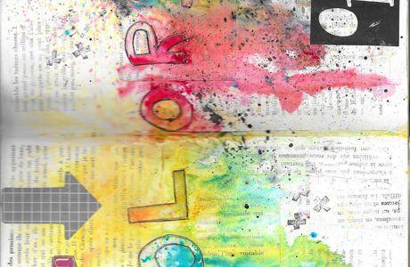 Atelier : Intimes Monochrome d'Elisa P