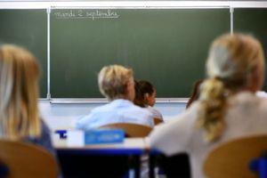 Education: l'OCDE fait la leçon à la France sur...