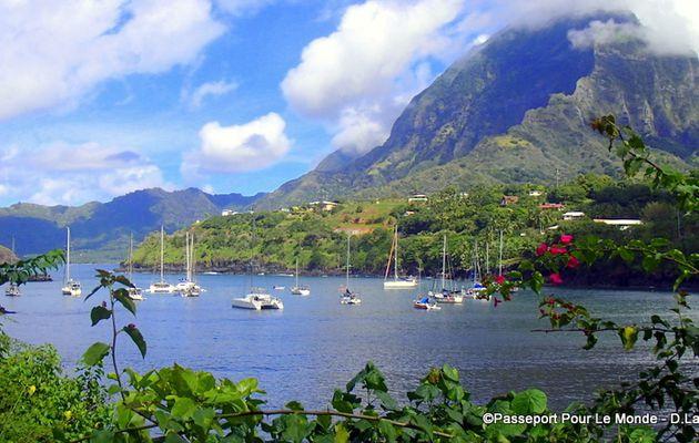 Marquises, Hiva Oa : L'île aux Tiki