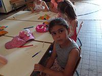 Camus maternelle - Atelier création - 22/07