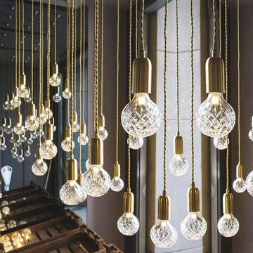 Use Pendant Lights of the Latest Designs to Renovate Your Home