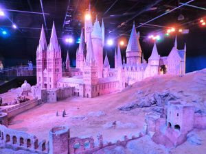 Londres Septembre 2016 : part 2 - The Making of Harry Potter