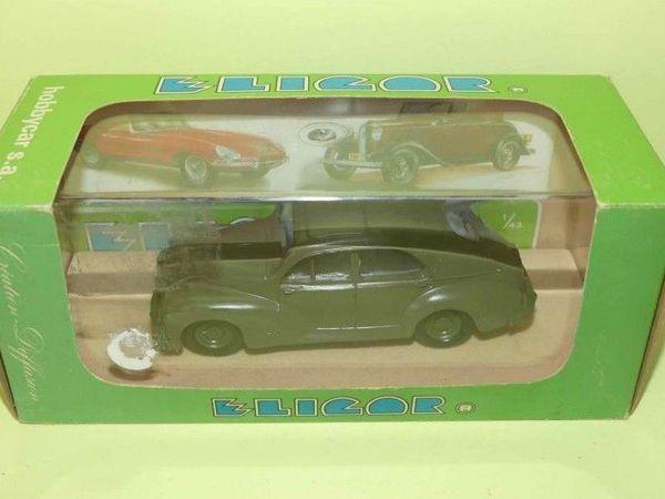 Collector : Peugeot 203 militaire d'Eligor au 1/43
