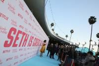 Step and Repeat LA Rolls Out the Red Carpet for Seth Rogen's Annual Hilarity for Charity Gala