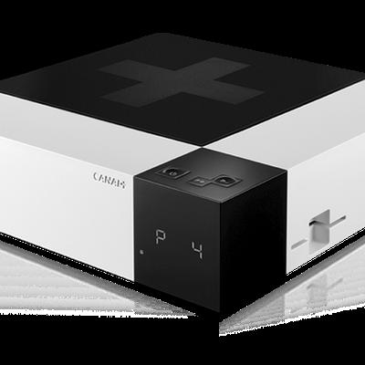 Canal + Sat  Le Cube Version Incompatible a échanger d'Urgence
