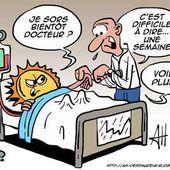 Humour Météo: Le soleil malade? - Doc de Haguenau