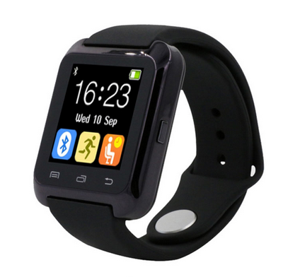 Smartwatch Bluetooth Smart Watch U80 for iPhone IOS Android Windows Phone Wear Clock Wearable Device