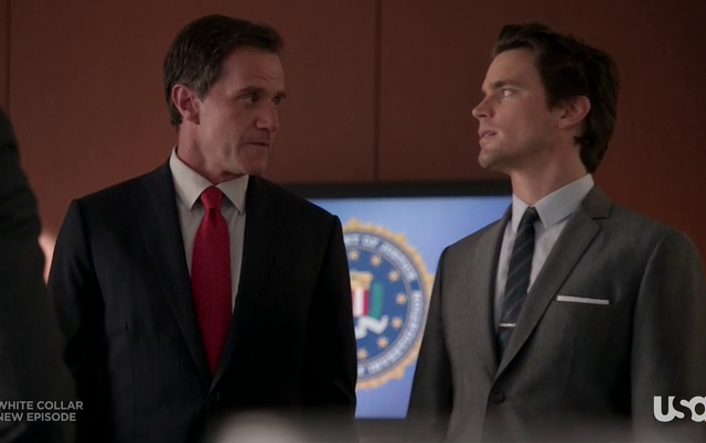 Critiques Séries : White Collar. Saison 4. Episode 12. Brass Tacks.