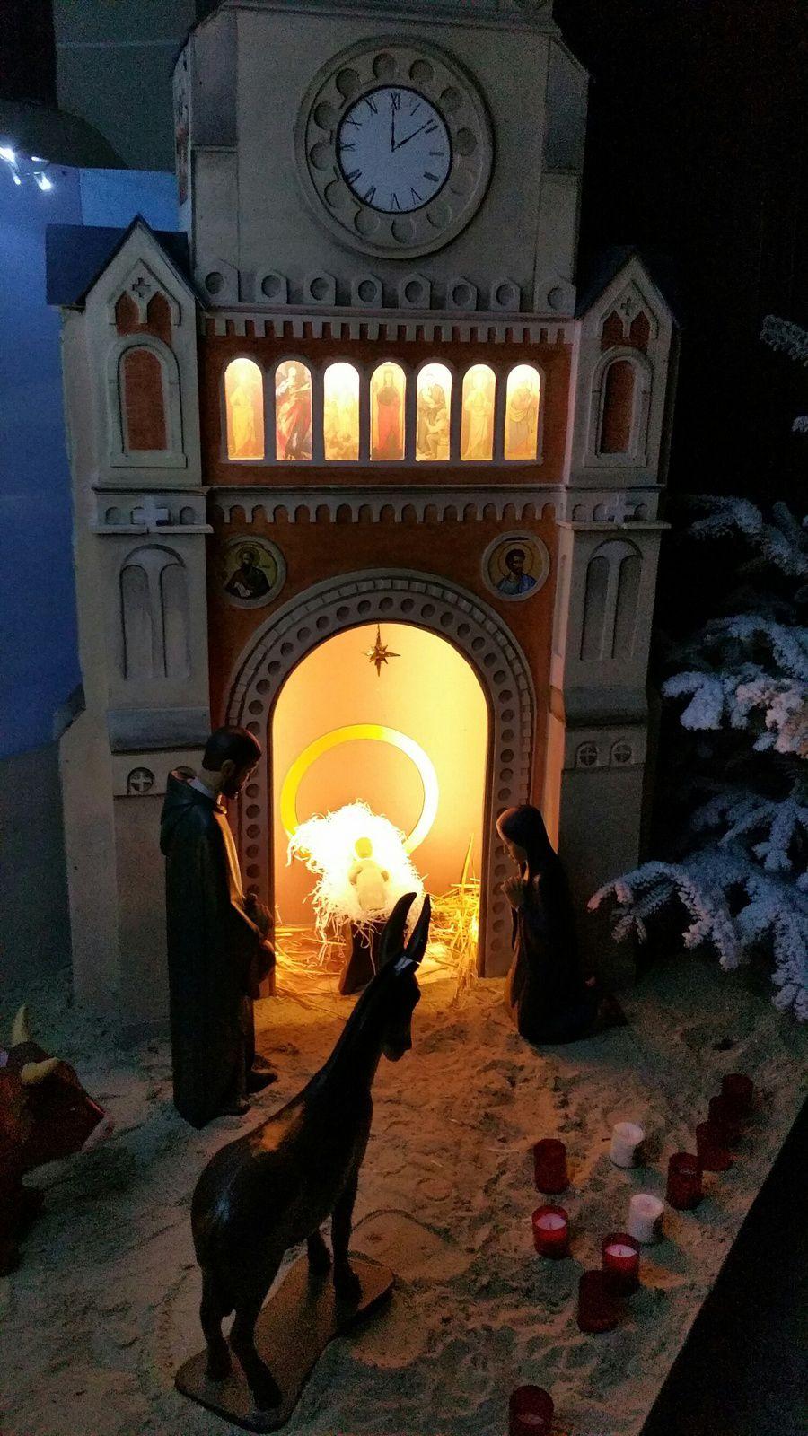 Homélie de la Nativité du Seigneur (24 décembre 2020).