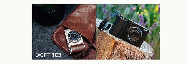 Fujifilm annonce le XF10, un ultra compact expert !
