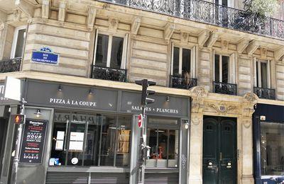 Rue Catherine de La Rochefoucauld (2ème partie). Olivier Métra. Renoir. Maxime Lisbonne. Victor Hugo.