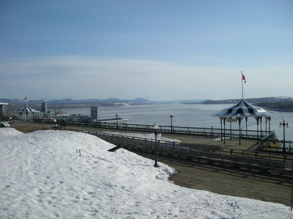 Voyage - Le Canada.