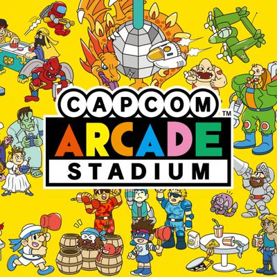 [Test] Capcom Arcade Stadium