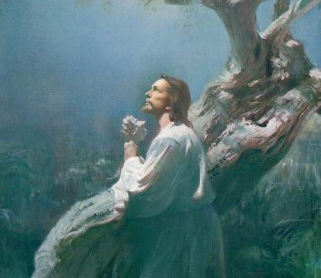 Preghiera per il Giovedì Santo