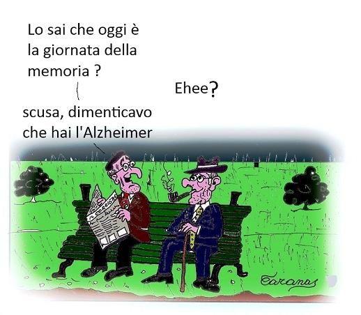 La Giornata della memoria in un'Italia con l'Alzheimer