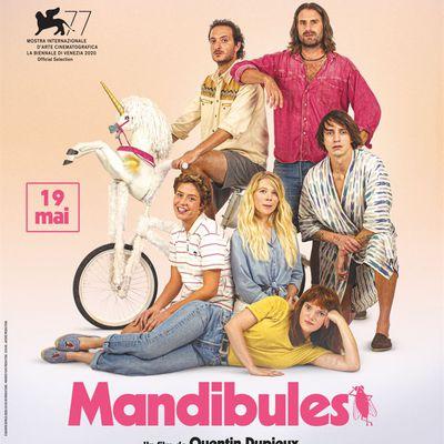 Critique cinéma : Mandibules