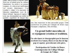"""""""MOSAÏQUES"""" AUX 150 ANS DE LA LIGUE DE L'ENSEIGNEMENT LE SAMEDI 30 AVRIL À PÉRIGUEUX"""