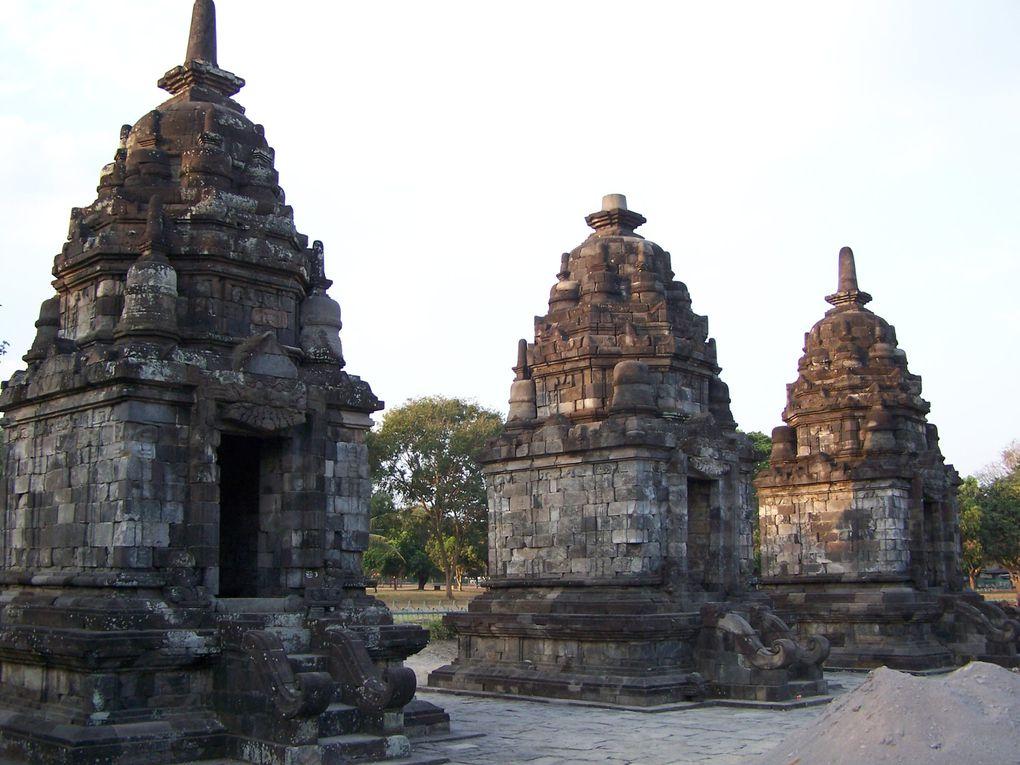 Entre ville surpeuplée, routes aux mille dangers, les volcans majestueux et la main de l'homme qui a façonné des temples somptueux, fascinante Java !