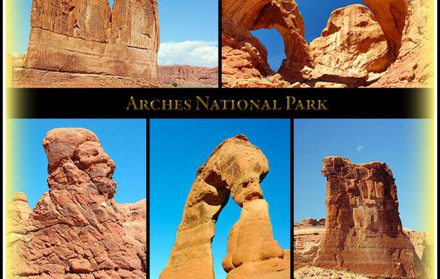 Arches National Park ..