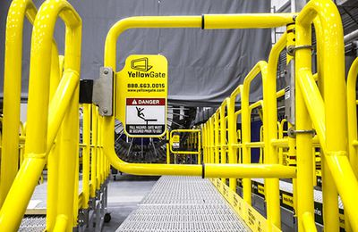 Types of Industrial Safety Gates