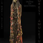 Forest Amuletum- New Sculptures by Ghyslaine and Sylvain Staelens