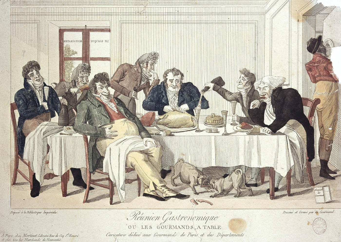 Quand Brice Hortefeux et Alain Duhamel banquettent dans un resto parisien clandestin