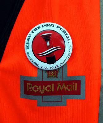 Grève massive des postiers britanniques contre le processus de privatisation de la Poste publique