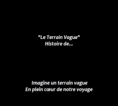 """Extrait enregistrement studio """"Terrain vague"""""""