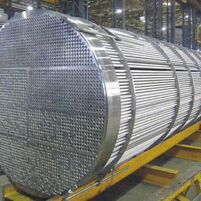 ASTM A556M-88/ASME SA556 Seamless cold drawn steel feedwater heater tubes