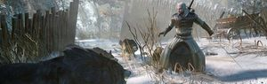 Gameplay de 7 minutes pour The Witcher 3 #XboxOne #PS4