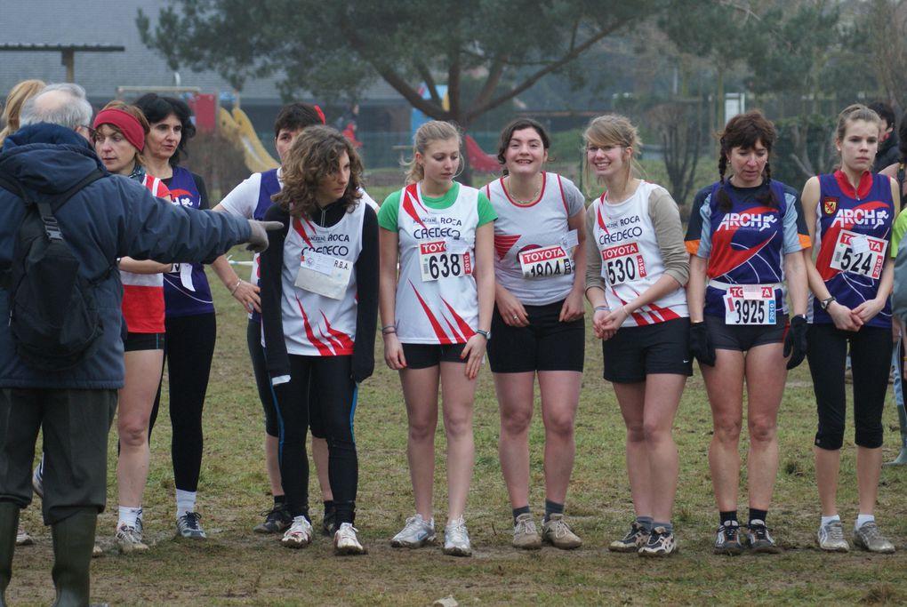 7 février 2010, championnat provincial namurois