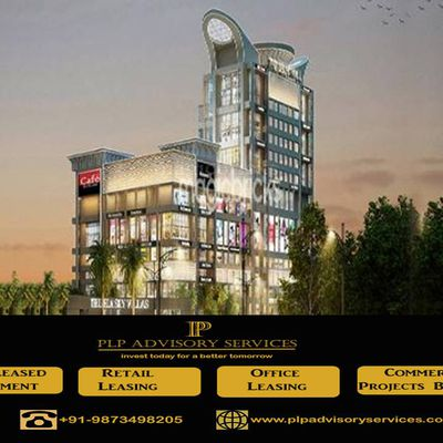 Raheja The Delhi Mall|| Located in Central Delhi|| Starting @63 lacs