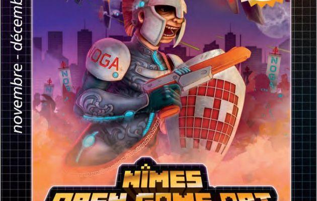 ACTUALITE: Une partie du programme de Nîmes Open Game Art 2015 dévoilée!