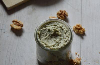 Pesto de noix à la Fourme d'Ambert
