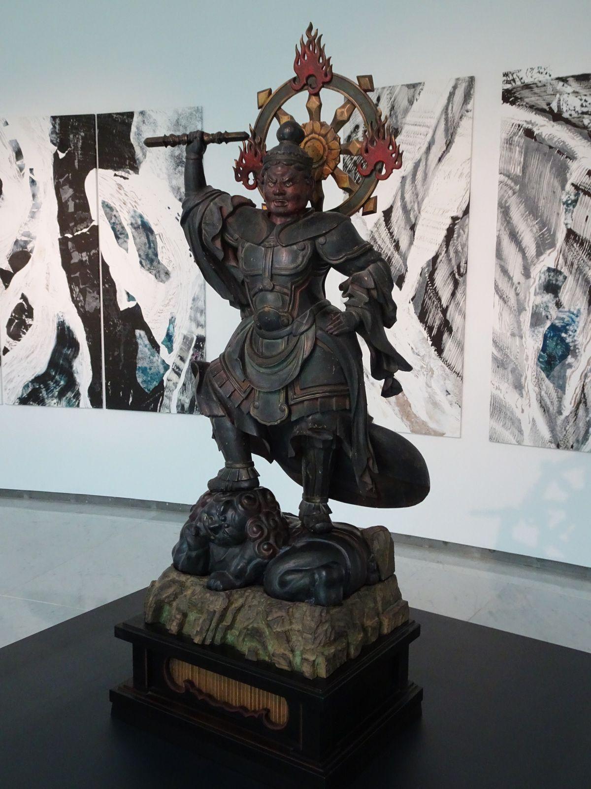Musée des Arts Asiatiques de Nice : Genèse de l'Empire Céleste exposition de Jade, Caribaï