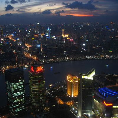 Shanghai, mégapole fascinante