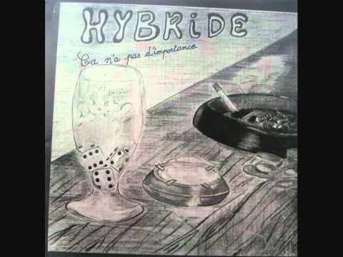 hybride, un groupe de rock progressif français qui enregistra un seul album en 1977 sur le label FLVM (faites le vous-même)
