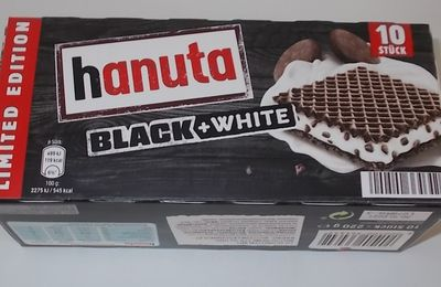 hanuta Black + White