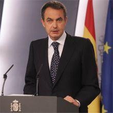 Presidente español respalda a Sarkozy ante las críticas de Reding por expulsión de gitanos