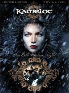 Kamelot : One cold winter's night (Rockfeller Music Hall d'Oslo)