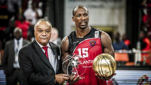 Eduardo Mingas élu MVP du Final Four de l'Africa Basketball League 2019