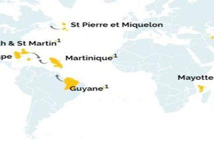 (Réseau la 1ère/France Ô) Annulation du point sur la situation en Outre-Mer !