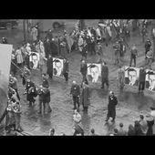 """""""La sociale"""" de Gilles Perret. funérailles d'Ambroise Croizat - Archives PCF"""