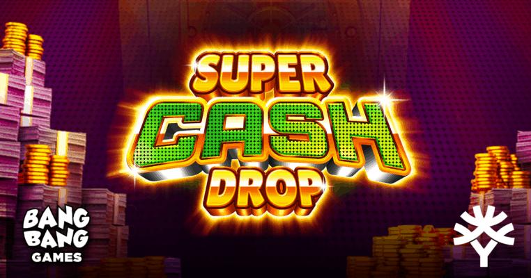 machine à sous en ligne Super Cash Drop développeur Yggdrasil