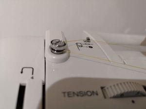 Aprender costura desde cero: Devanar la canilla